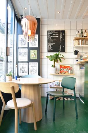 Kizuku Café Vevey