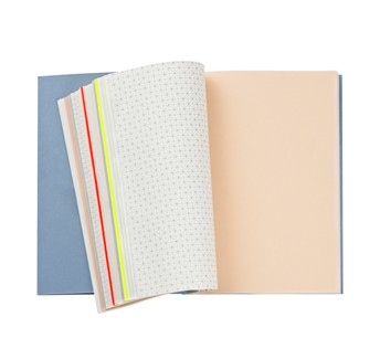 Spine notebook