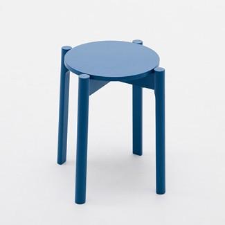 Castor stool
